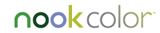NookColor logo